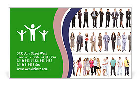 0000102277 Business Card Template
