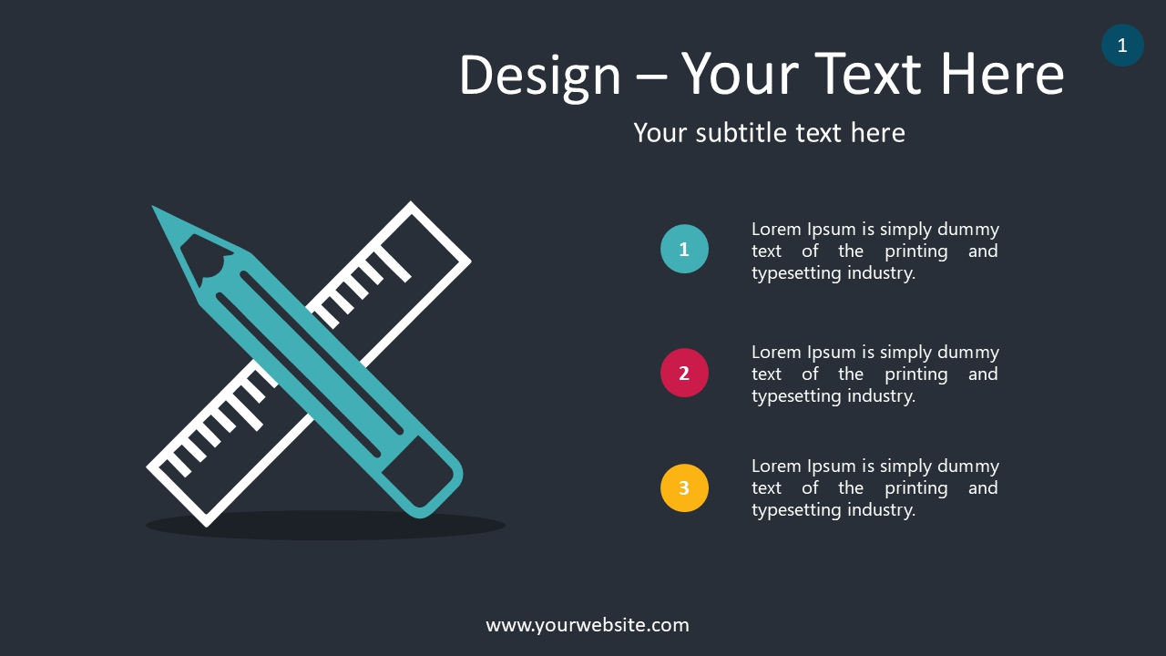 Design PowerPoint Infographics