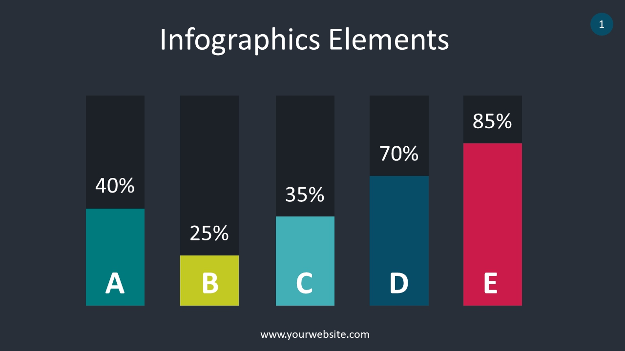 The Best Infographics Elements PowerPoint Infographics
