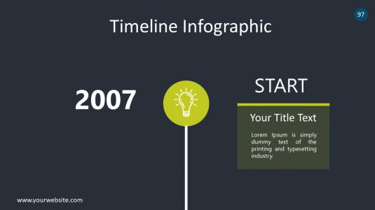 Timeline Infographic PowerPoint Infographics