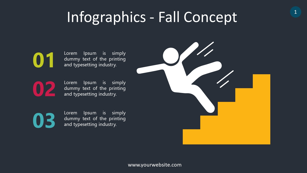 Infographics – Fall Concept