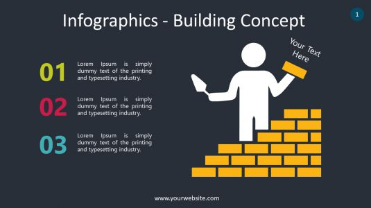 Infographics – Building Concept