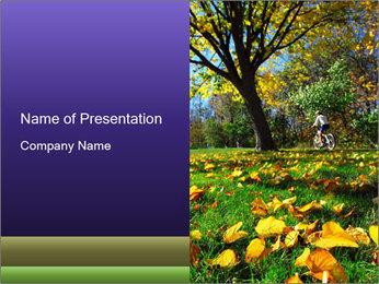 Sunny View PowerPoint Template