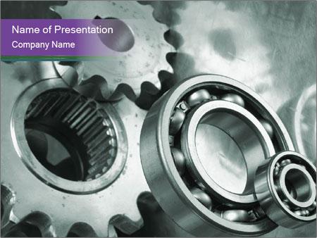 Engineering Mechanism Шаблоны презентаций PowerPoint