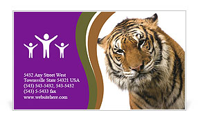 0000016036 Business Card Template