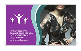 0000019131 Business Card Template