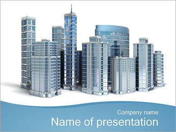 Real Estate PowerPoint Templates & Backgrounds, Google Slides Themes