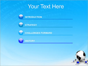Web Concept PowerPoint Template - Slide 3