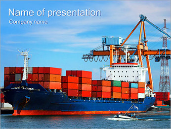 Industry & Production PowerPoint Templates & Backgrounds, Google