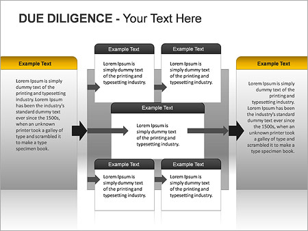 Due Diligence PPT Diagrams & Chart - Slide 15