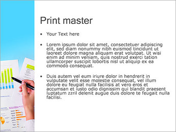 Business Report PowerPoint Template