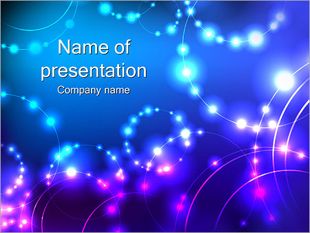 Constellation Of Stars Powerpoint Template Infographics Slides