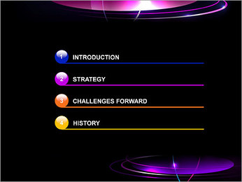 Candle Flame PowerPoint Template - Slide 3