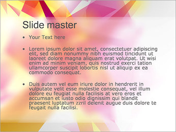Figure Abstraction PowerPoint Template