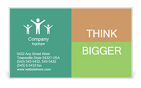 0000021804 Business Card Template