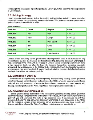 0000021900 Word Template - Page 9