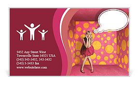 0000022128 Business Card Template