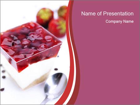 Fresh Dessert Powerpoint Template Backgrounds Google Slides Id 0000023065 Smiletemplates Com