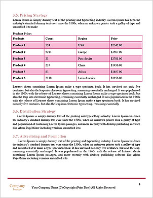 0000023610 Word Template - Page 9
