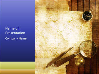 through the keyhole powerpoint template.html