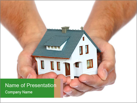 Smart Real Estate Investment PowerPoint Template & Infographics Slides