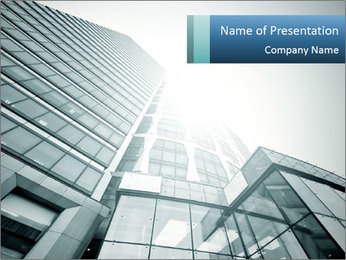 Commercial real estate - PowerPoint Template - SmileTemplates com