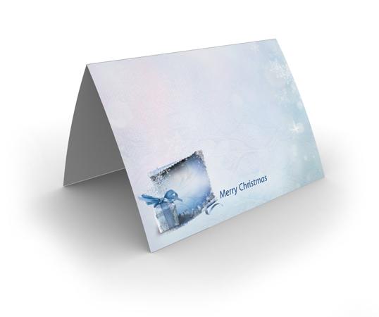 Cadeau d'hiver Cartes de Noël