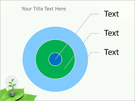 Green Idea Animated PowerPoint Template - Slide 17