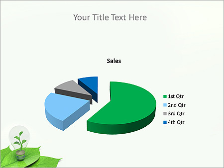 Green Idea Animated PowerPoint Template - Slide 18