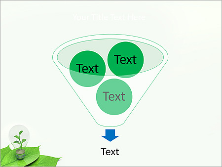 Green Idea Animated PowerPoint Template - Slide 24