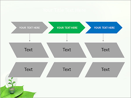 Green Idea Animated PowerPoint Template - Slide 25