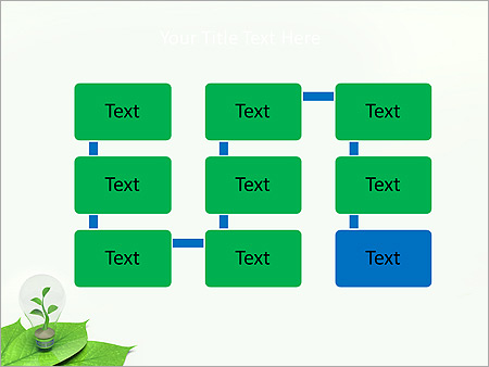 Green Idea Animated PowerPoint Template - Slide 26