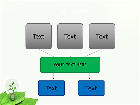 Green Idea Animated PowerPoint Template - Slide 27