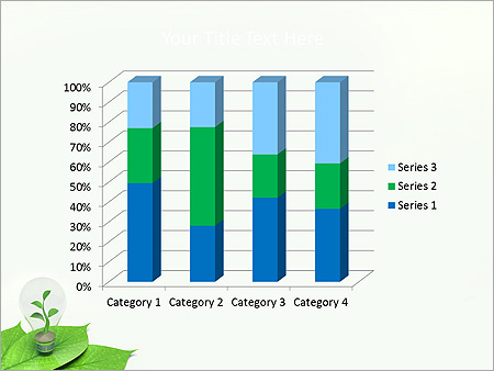 Green Idea Animated PowerPoint Template - Slide 29