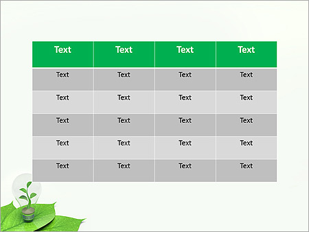 Green Idea Animated PowerPoint Template - Slide 32