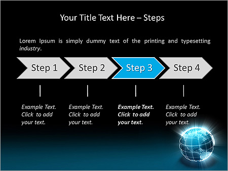 Sunny Earth Animated PowerPoint Template - Slide 3