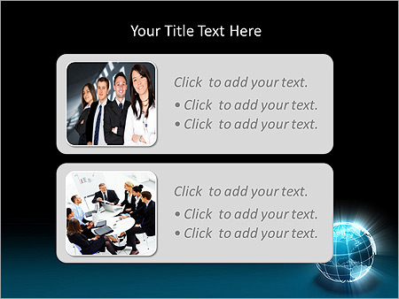 Sunny Earth Animated PowerPoint Template - Slide 9