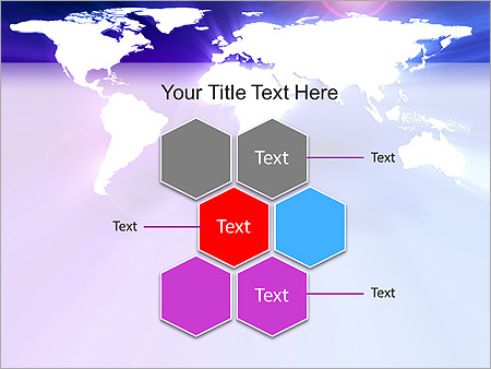Earth Animated PowerPoint Template - Slide 12