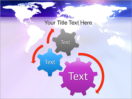 Earth Animated PowerPoint Template - Slide 16