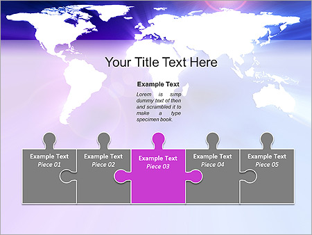 Earth Animated PowerPoint Template - Slide 19
