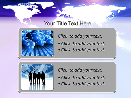 Earth Animated PowerPoint Template - Slide 9