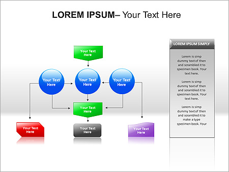 Step Ahead PPT Diagrams & Chart - Slide 11