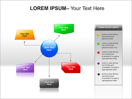 Step Ahead PPT Diagrams & Chart - Slide 15