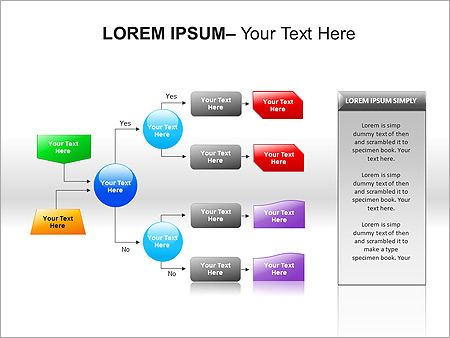 Step Ahead PPT Diagrams & Chart - Slide 9