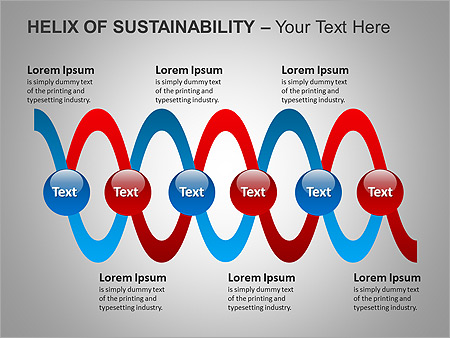 Sustainability PPT Diagrams & Chart - Slide 11