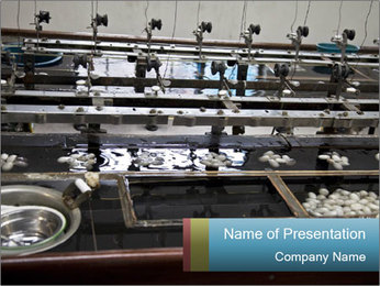 Factory - PowerPoint Template - SmileTemplates com