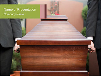 Funeral Ceremony PowerPoint Template