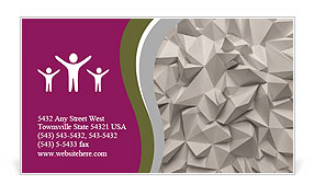 0000032981 Business Card Template