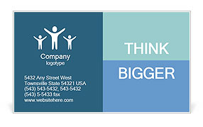 0000037710 Business Card Template