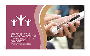 0000038133 Business Card Template